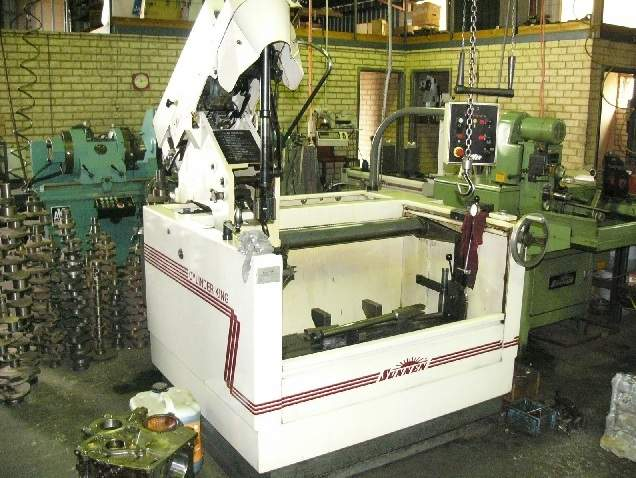 Bespoke Engine Reconditioning Machinery