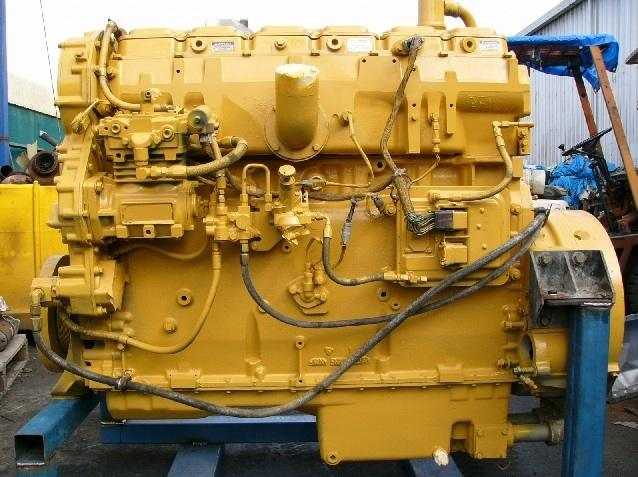 Specialising in Caterpillar Engines