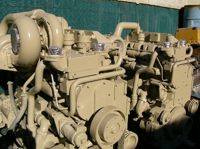 Used Engines and Parts Available
