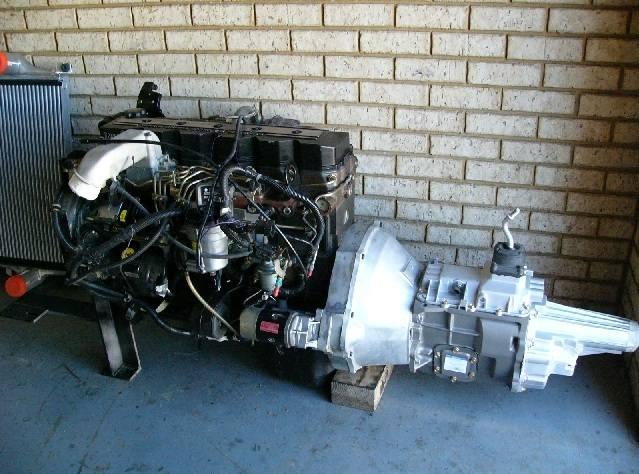 Complete Engine Overhaul Service