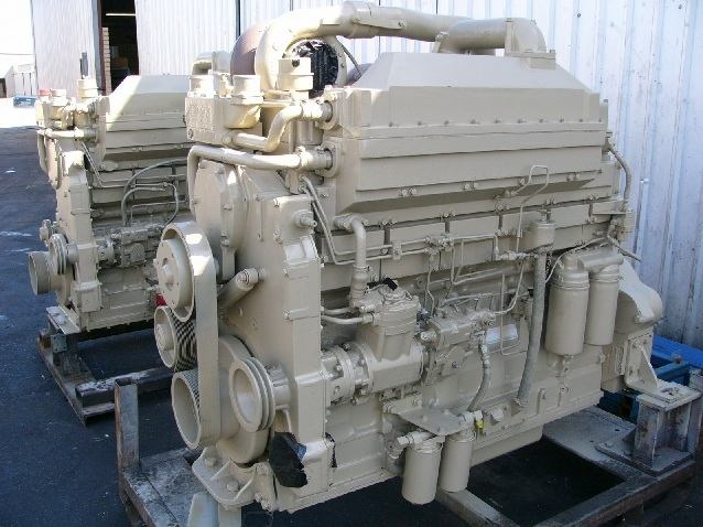 Industrial Engine Repair Specialists