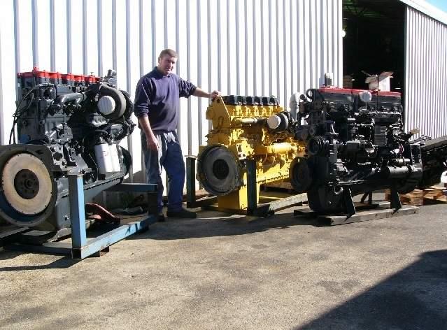 Second Hand Engine Parts