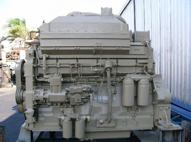 Heavy Industrial Engine Parts and Kits