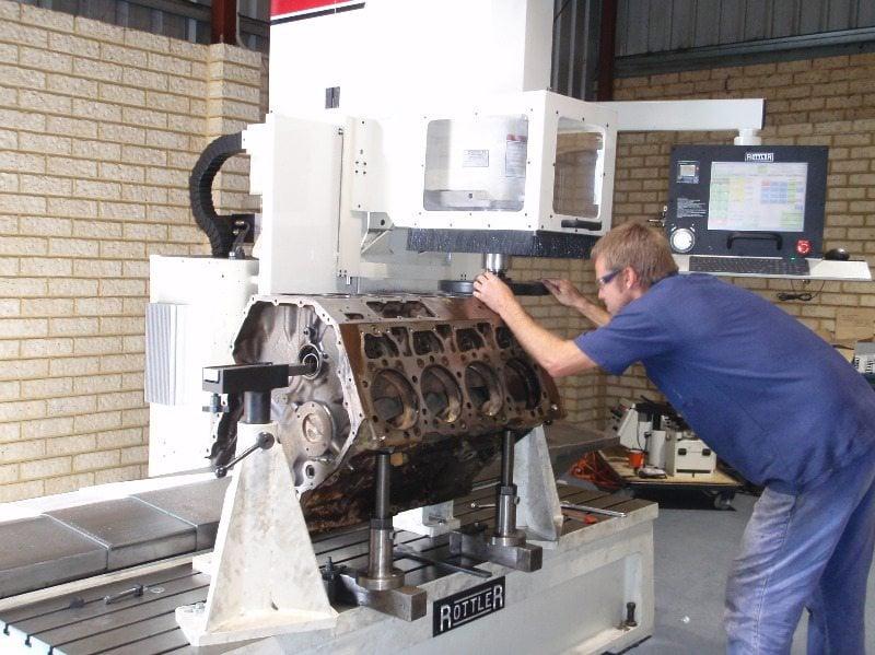 bells engines rottler 3