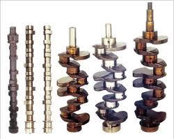 We Have Crankshafts and Camshafts