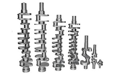 crankshafts at bells engines