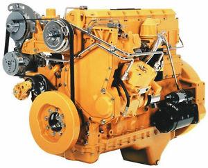 caterpillar engine parts and reconditioning