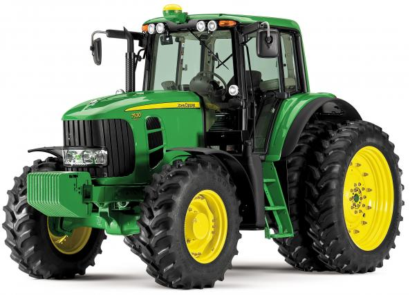 John Deere Tractor Engine Repairs