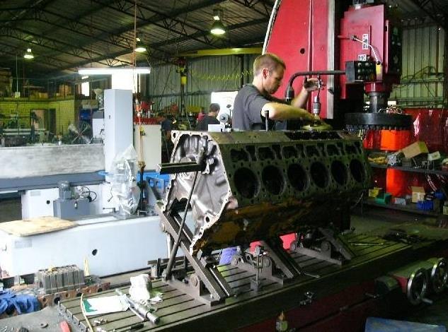 amc cm 2500 milling and boring machine 3