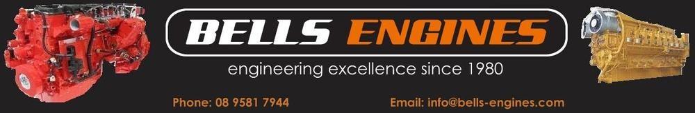 Bells Engines, site logo.