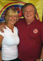 Sharon and Russ Winstanley