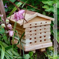 Wildlife World Solitary Bee Hive / Bee Habitat