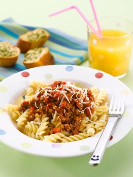 Here's a recipe for a Bolognese sauce for perfect pasta