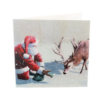 Click here to go to the National Trust Online Shop to see their range of Christmas cards