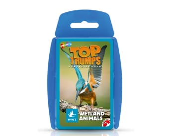 WWT Wetland Animal Top Trumps
