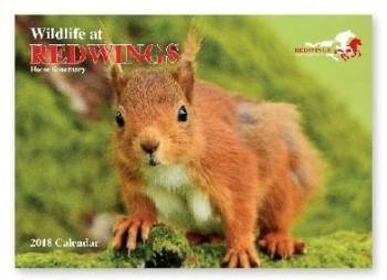 Wildlife at Redwings Calendar 2018