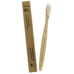Try bamboo toothbrushes