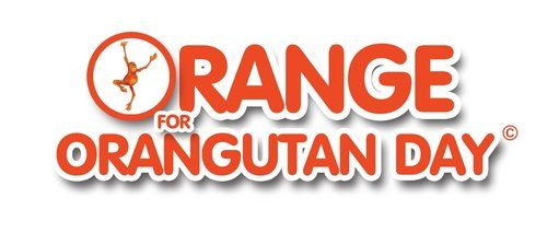 Find out more about Orange for Orangutan Day