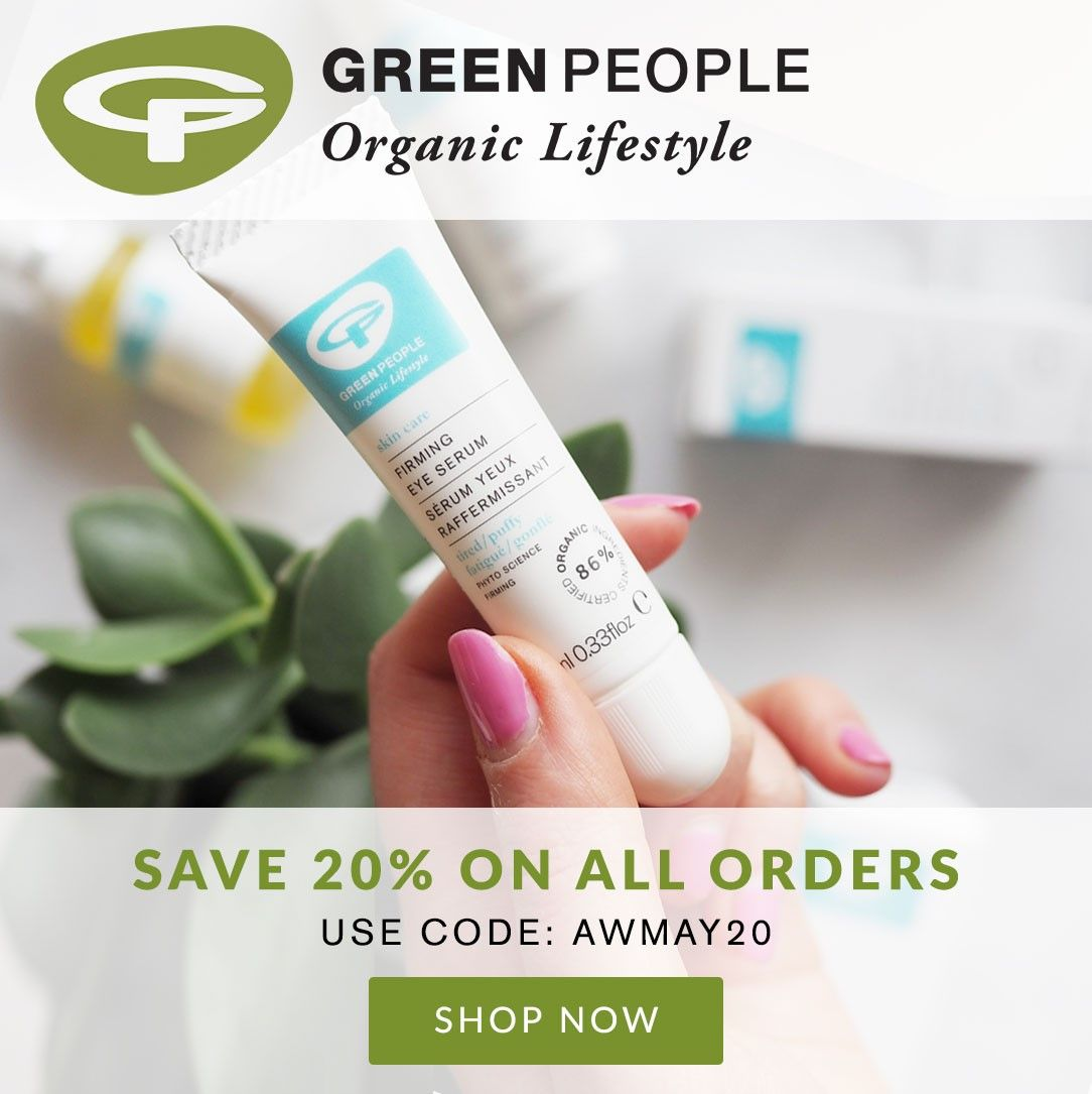 Save 20% on all orders!
