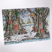 The Woodland Trust have this Advent Calendar