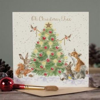 Redwings has some delightful cards in the Wrendale design