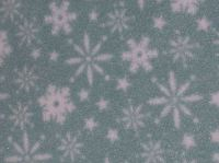 snowflake fleece