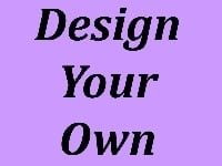 <!--001-->Design Your own