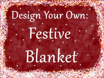 Design Your own Festive Pet / Lap Blanket