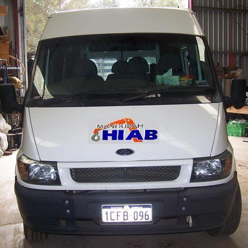 Perth Hiab Hire : Bunbury Hiab Hire : Rockingham Hiabs