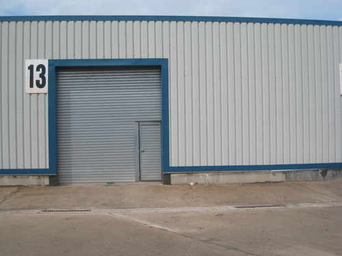 Caravan Storage building