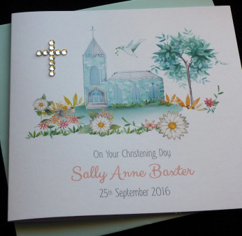 Church Design Card