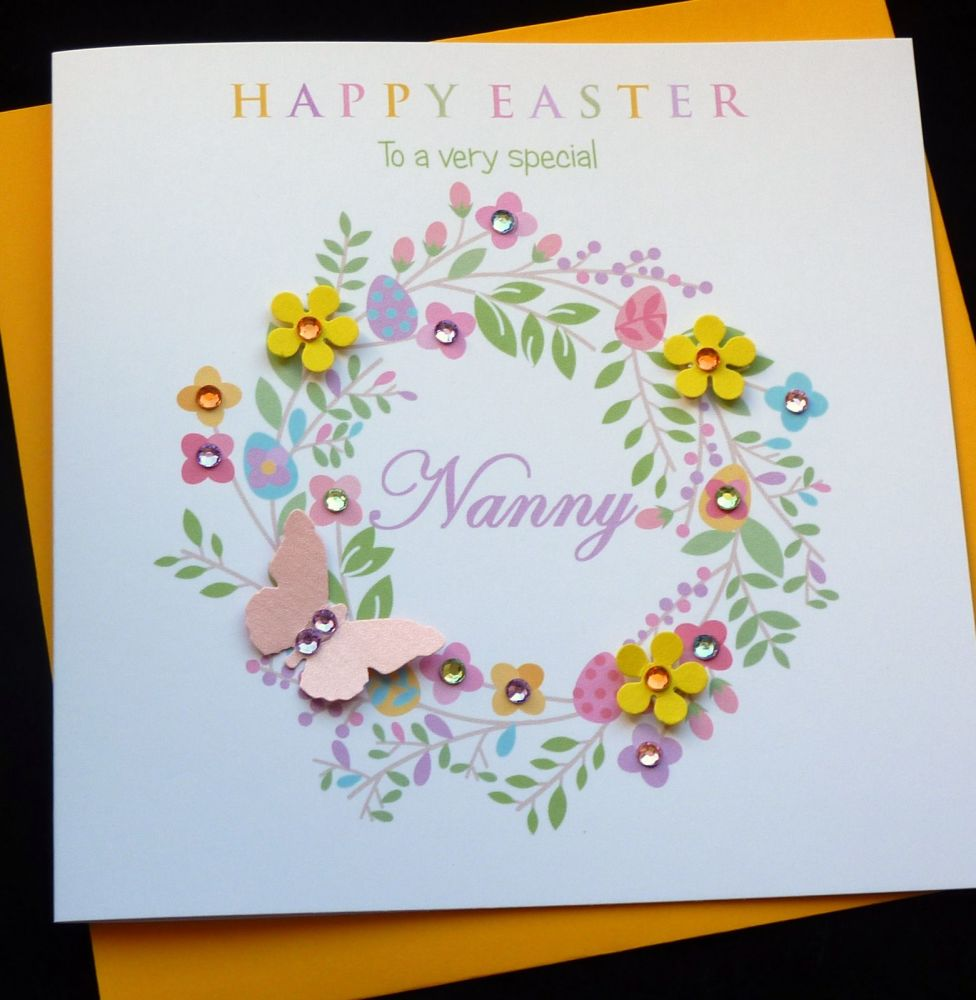 Easter Chick Card (3)