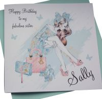 Birthday Girl Card (1)