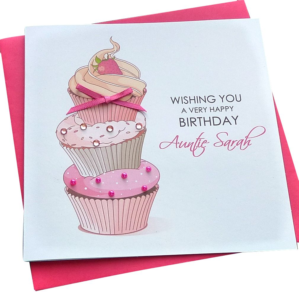 Cupcakes Card
