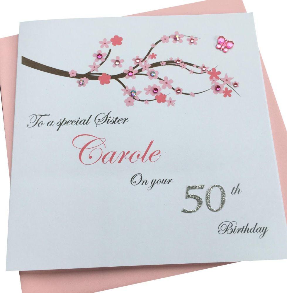Blossom Birthday Card