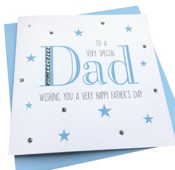 'Dad' fathers Day Card