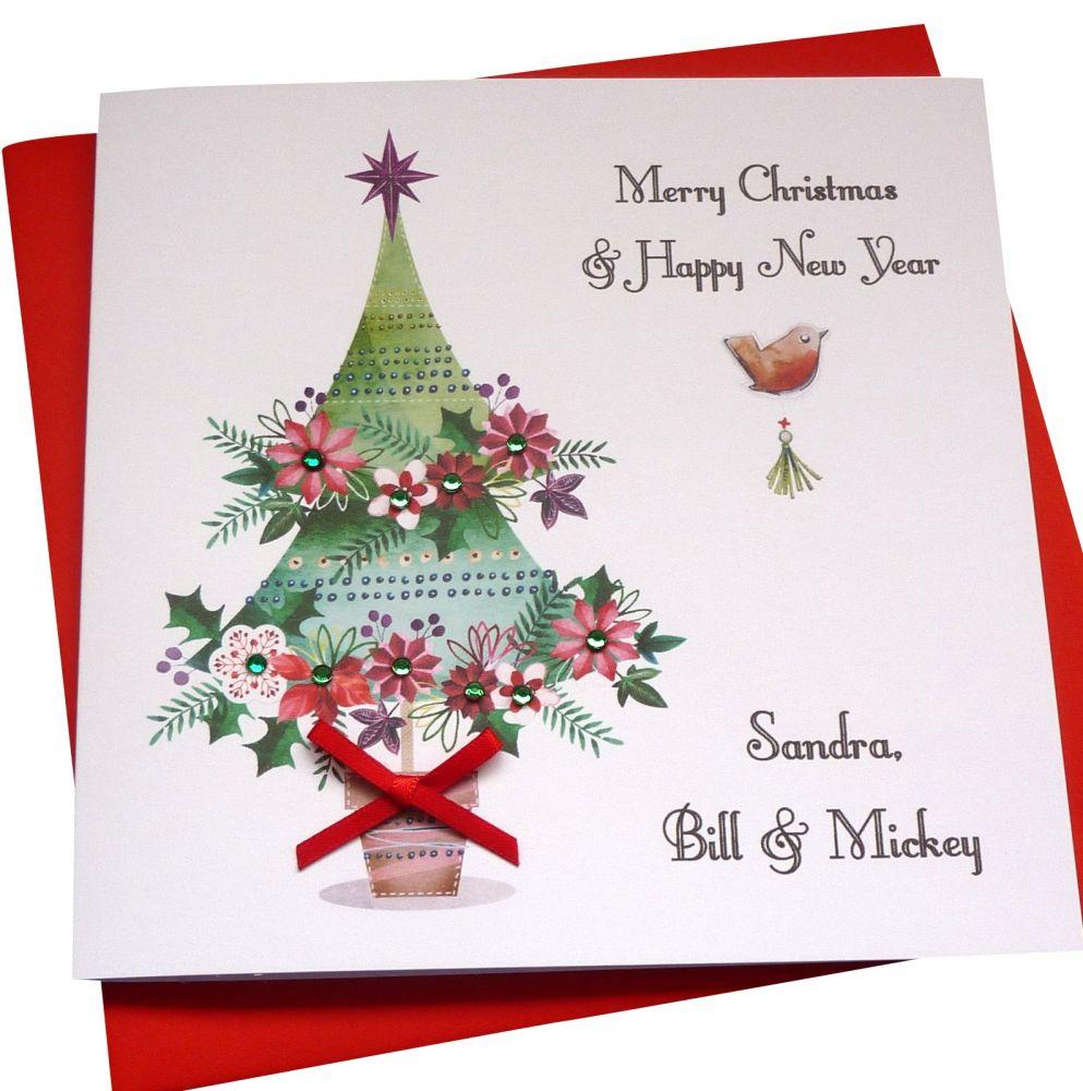 ' Christmas Tree ' Card (2)