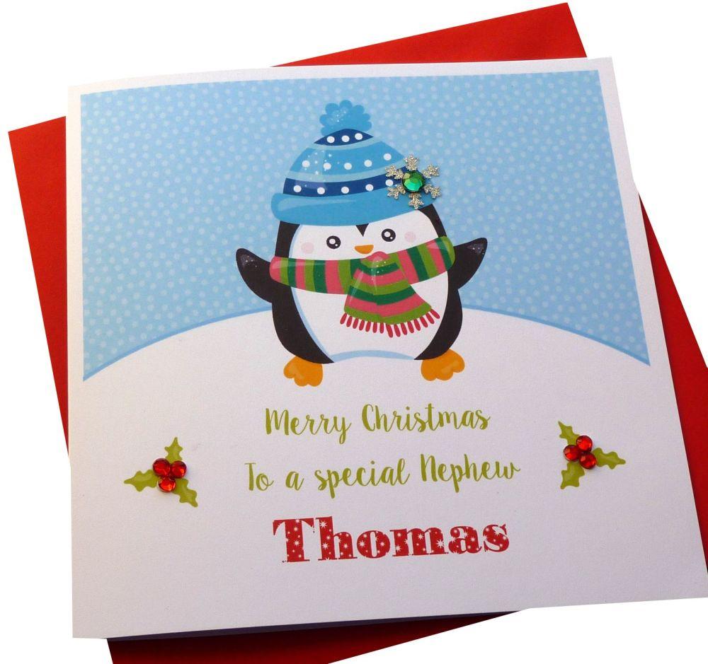 ' Penguin ' Card