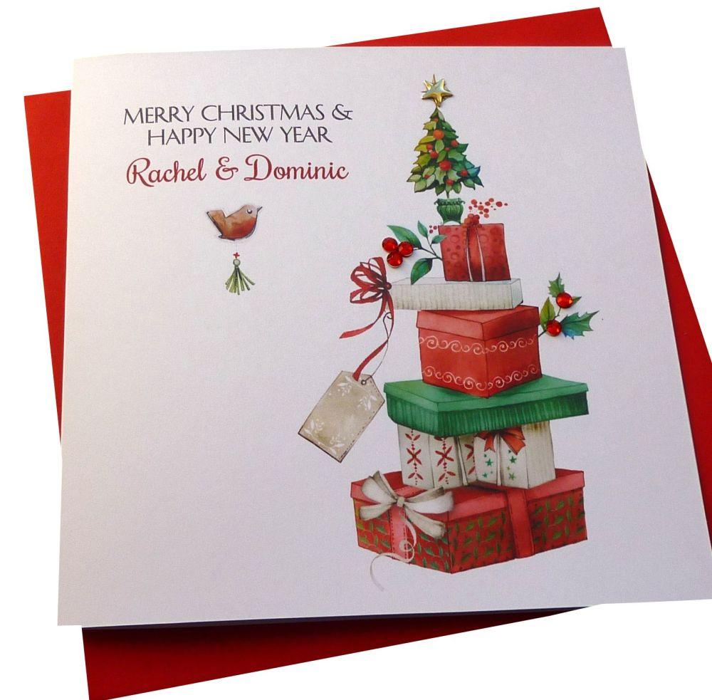 ' Christmas Gifts' Card