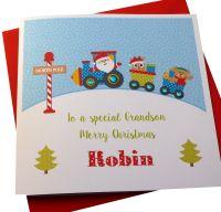 ' Santa Express ' Card