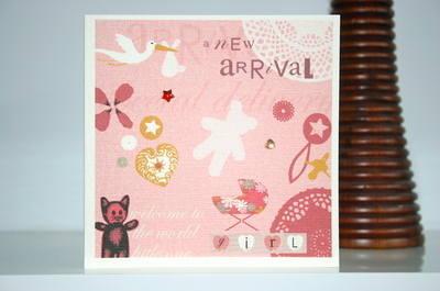 New Arrival - Girl