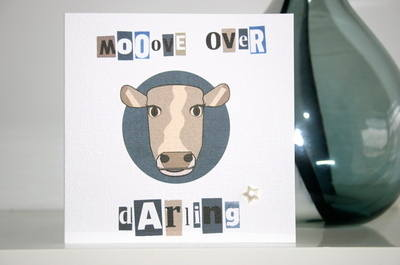 Moove Over Darling