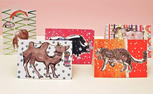 Mongolia Development Appeal Christmas Card Packs