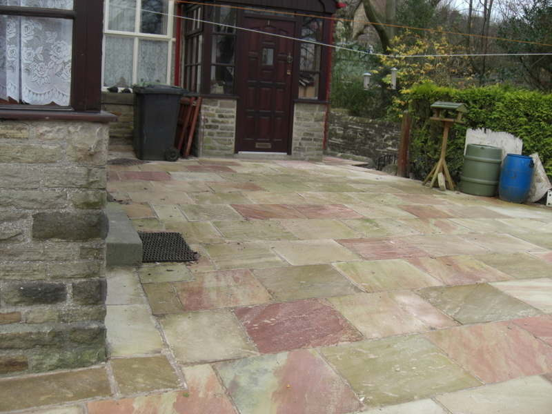 Stone Paving in Buxton pic3