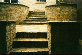 Steps in Buxton