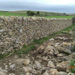 New Drystone Walling