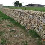 dry stone walling in the High Peak