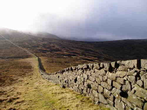 Mournes-Wall