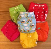 All-in-One and Pocket Nappies