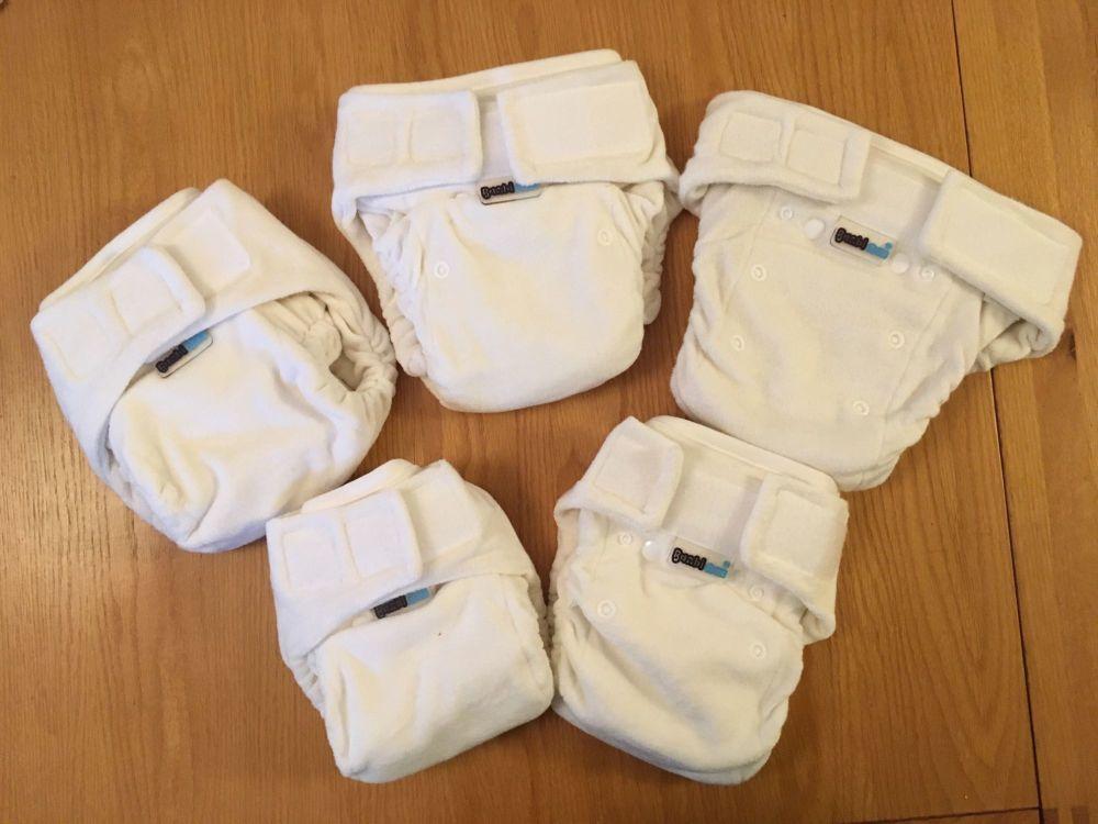 Bambinex bamboo nappies